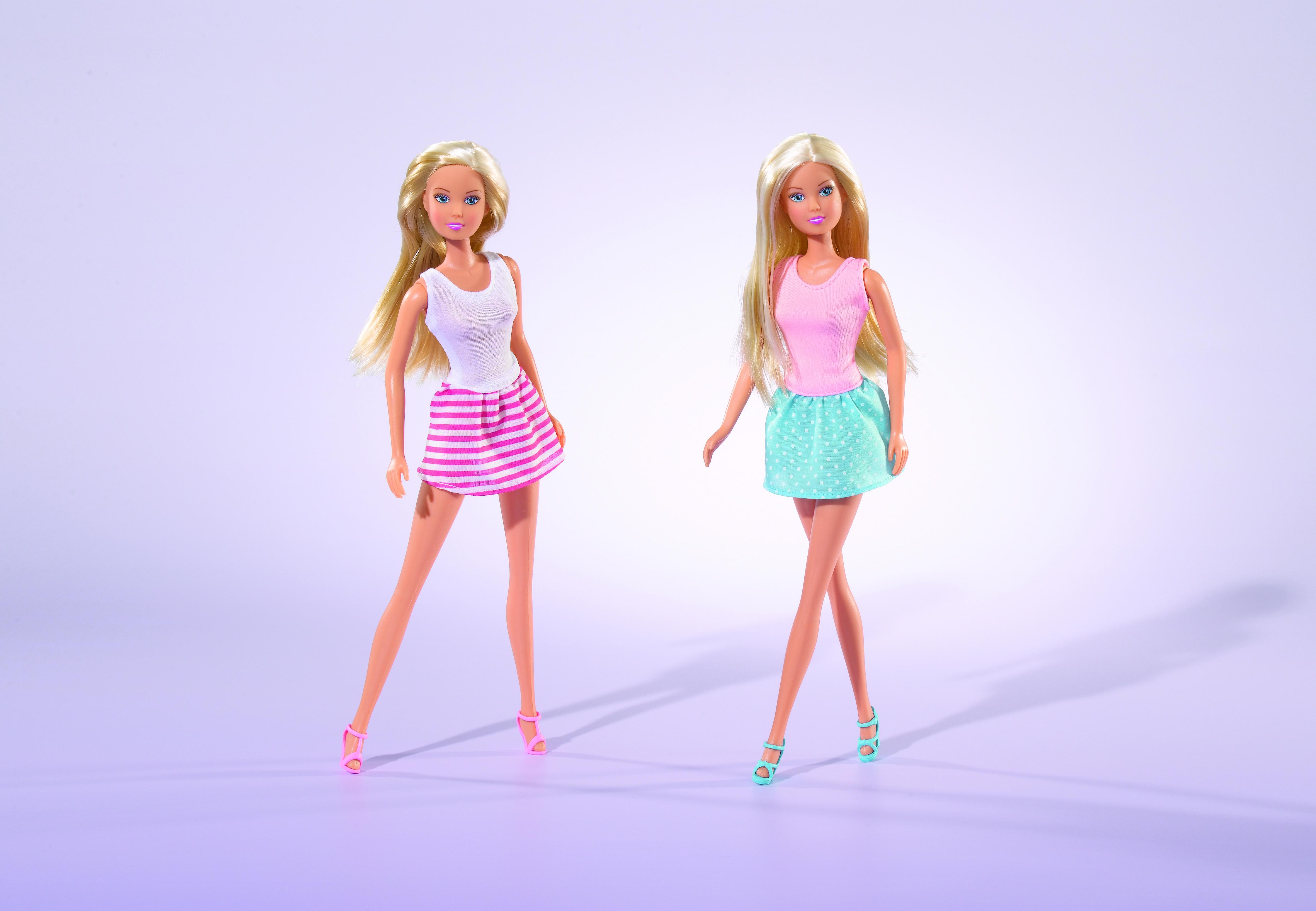 Кукла steffi Штеффи: Городская мода