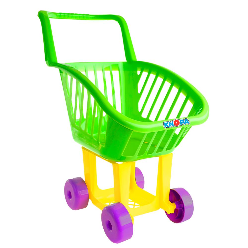 Каталка-ходунки Кнопа Тележка для шоппинга