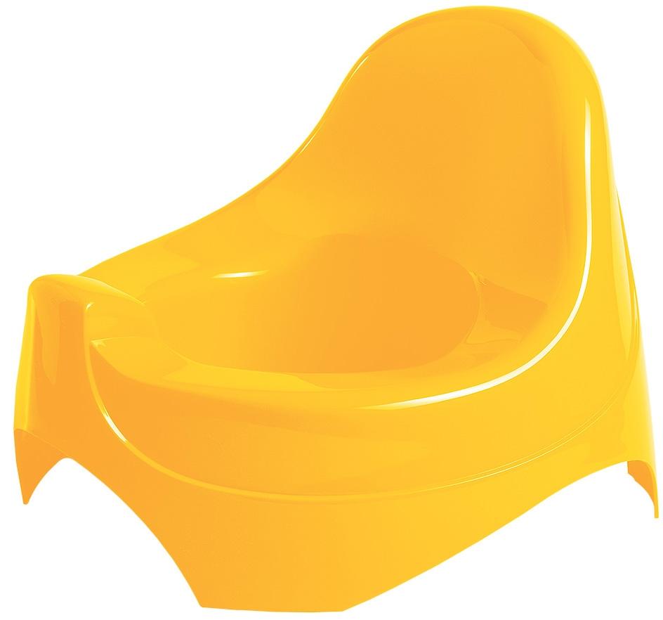 Детские горшки Пластишка Пластишка горшок бытпласт пластишка 4313261 голубой