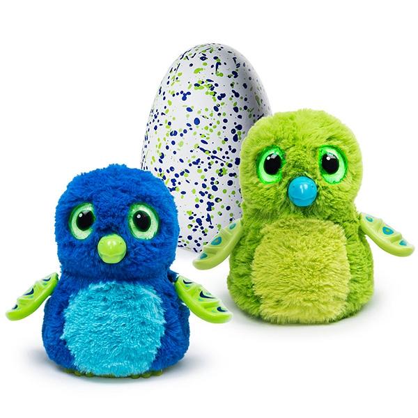 Интерактивная игрушка Hatchimals Пингвинчик, вылупляющийся из яйца интерактивная игрушка hatchimals сюрприз близнецы интерактивный питомец вылупляющийся из яйца 19110 zuf