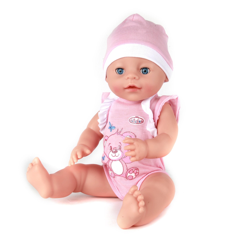 Пупсы Карапуз Карапуз с аксессуарами пупсы карапуз кукла интерактивная карапуз с аксессуарами