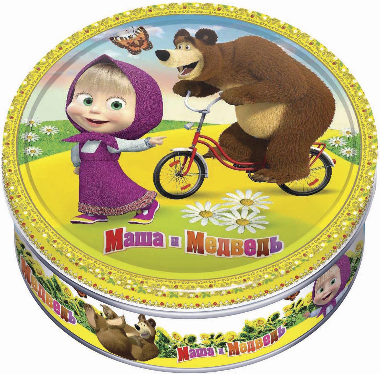 Десерты Маша и Медведь сдобное с шоколадом Маша и Медведь с 3 лет 150 г в ассортименте пекур шабри печенье сдобное глазированное с ароматом шоколада 350 г