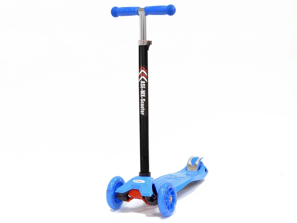 Самокаты ASE-SPORT ASE-MX-scooter самокат 21st scooter maxi scooter skl 06b 120 80 мм зеленый