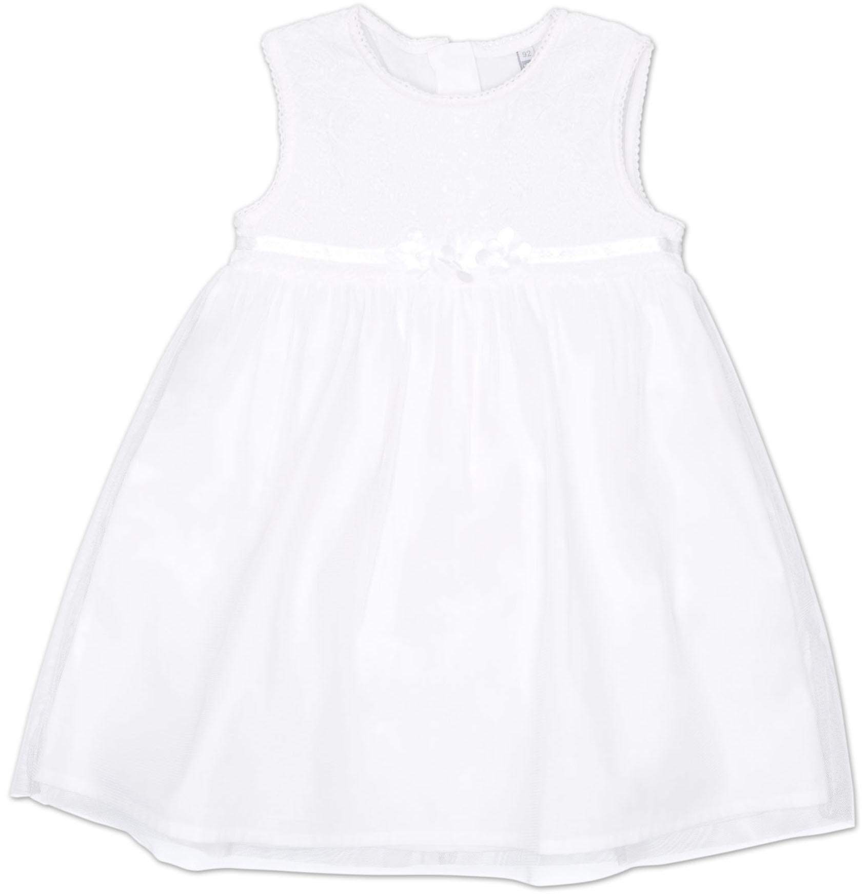 Платья Barkito Платье без рукавов Barkito, Алоха Гавайи!, белое perlitta perlitta платье белое