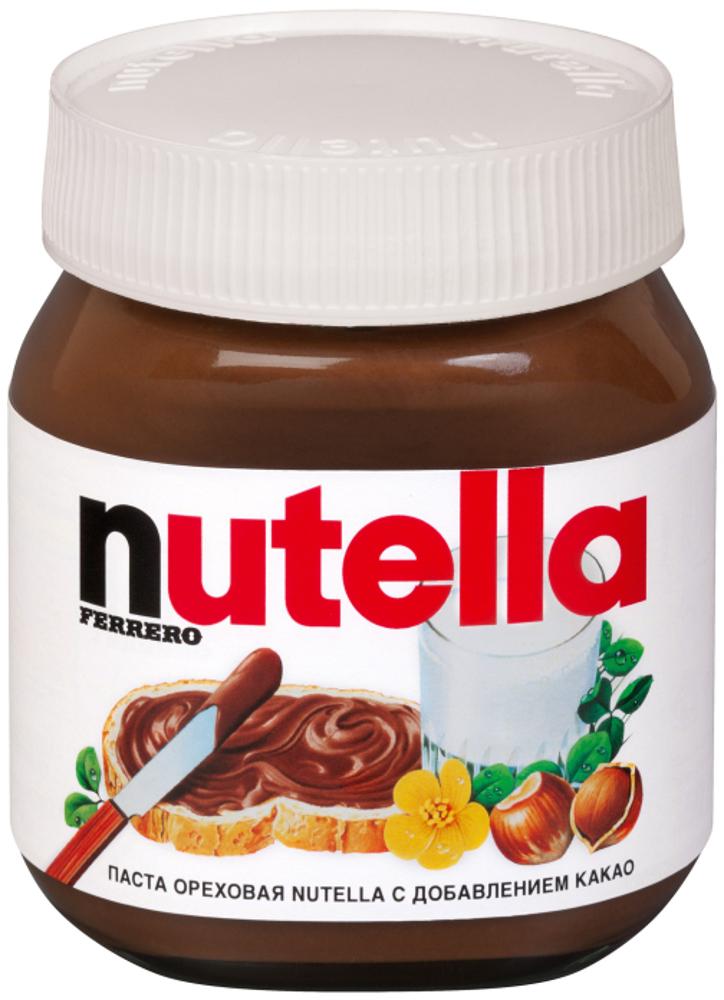 Паста ореховая Nutella Nutella с добавлением какао 350 г