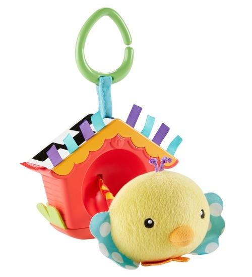 Игры и игрушки в дорогу Fisher Price Птичка