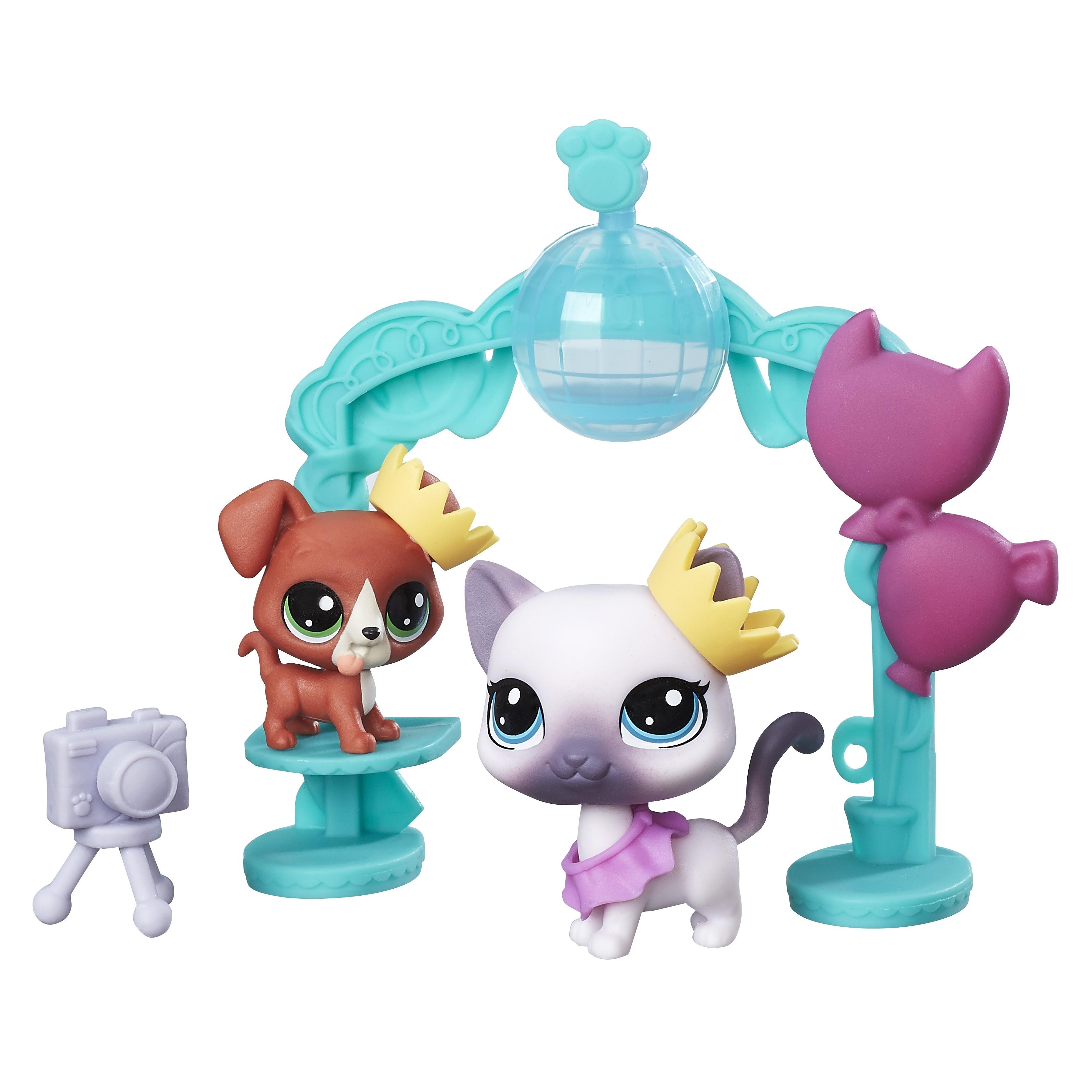 Littlest Pet Shop LITTLEST PET SHOP Чудесные приключения игровой набор littlest pet shop новые чудесные приключения