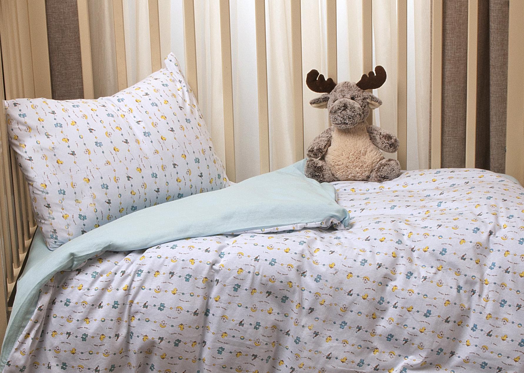 Комплект в кроватку Kupu-Kupu Игрушки постельные принадлежности kupu kupu подушка li ly бамбук в стеганом чехле 60х40 см