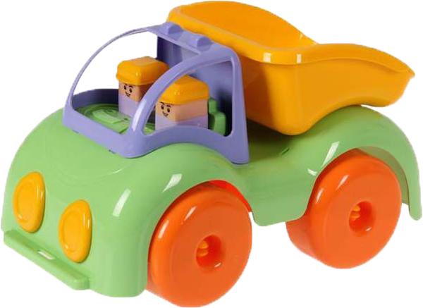 Машинки для малышей Пластмастер Крепыш