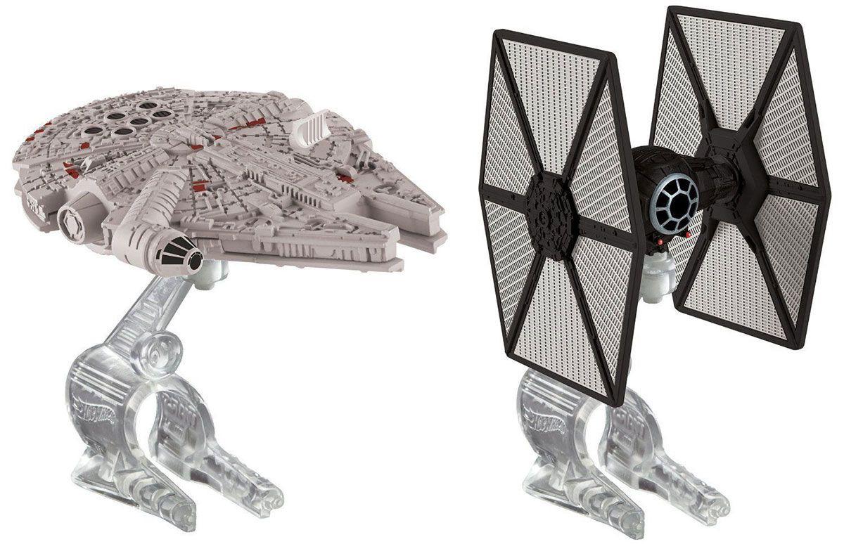 "Hot Wheels Hot Wheels Звездные корабли ""Star Wars hot wheels star wars звездные корабли at at vs rebel snowspeeder"