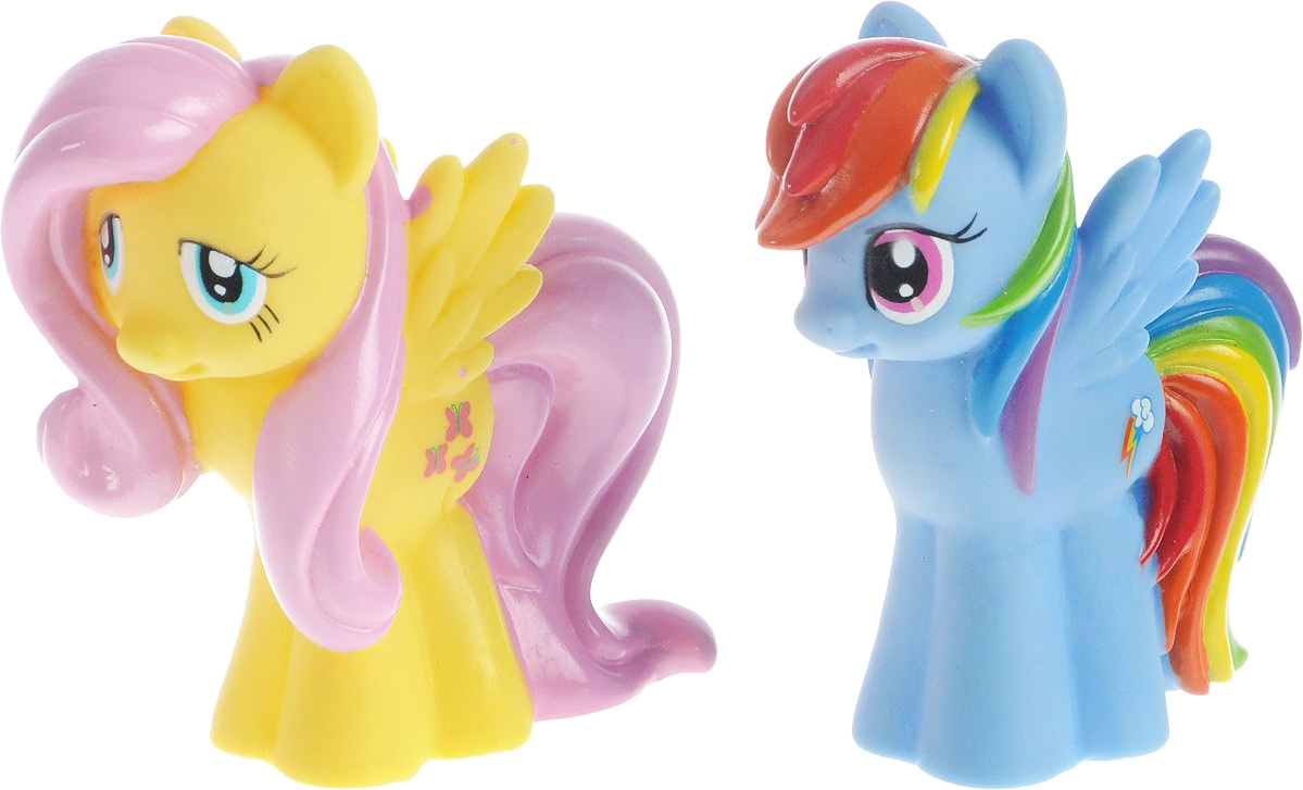 Купить Набор игрушек для ванны, My Little Pony, 1шт., Играем вместе 178885, Китай, в ассортименте