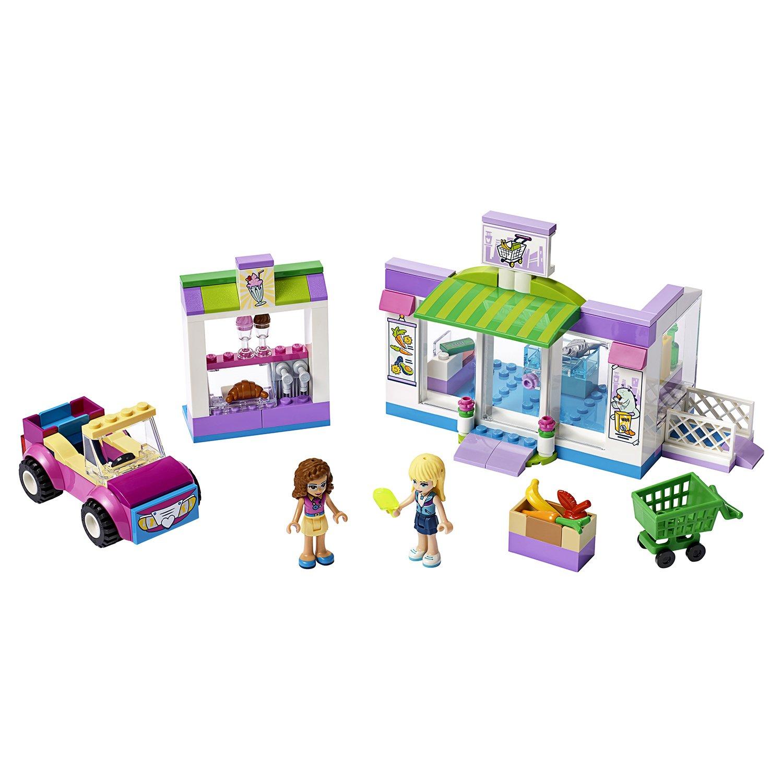 Купить Конструктор, Friends 41362 Супермаркет Хартлейк Сити, LEGO, Китай, Мультиколор, пластмасса, Женский
