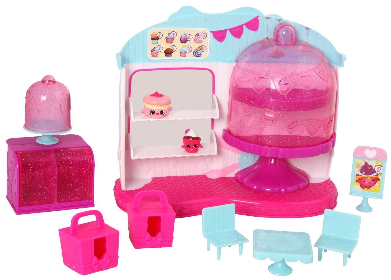 Shopkins Shopkins Игровой набор Shopkins «Кафе: Королева кексов» в ассортименте игровой набор shopkins 2 героя в корзиночке