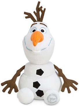 Классические Disney Холодное Сердце — Олаф 35 см цена 2017