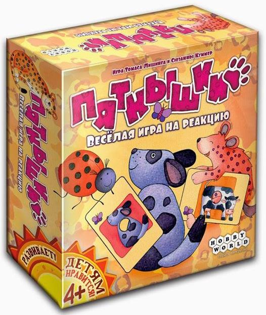 Настольные игры Hobby World Пятнышки