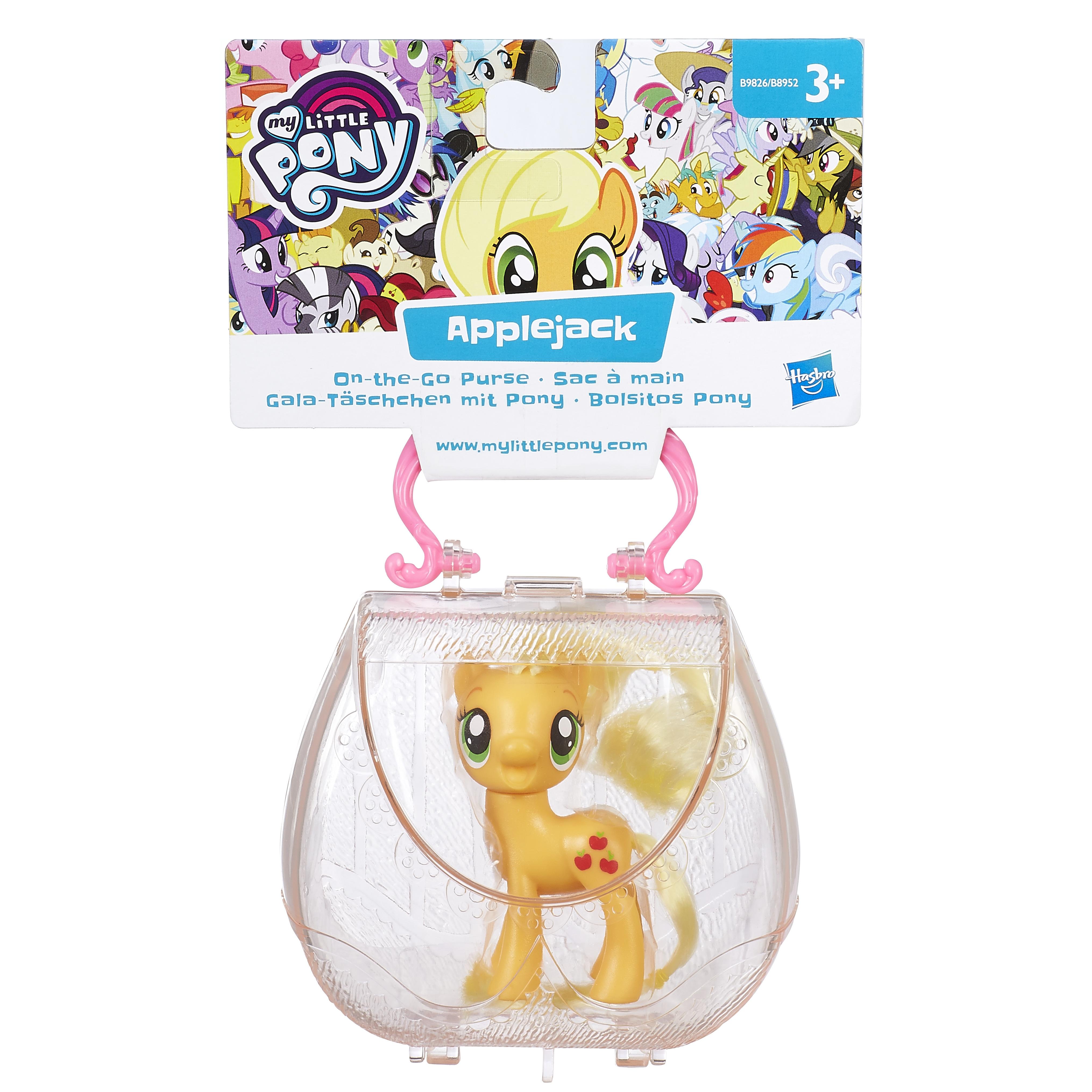 My Little Pony My Little Pony Пони в сумочке бусины в сумочке с леской иней кубики большие 11 08431 26