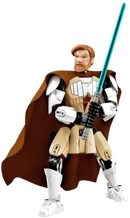 Конструктор LEGO Star Wars Оби-Ван Кеноби (75109)