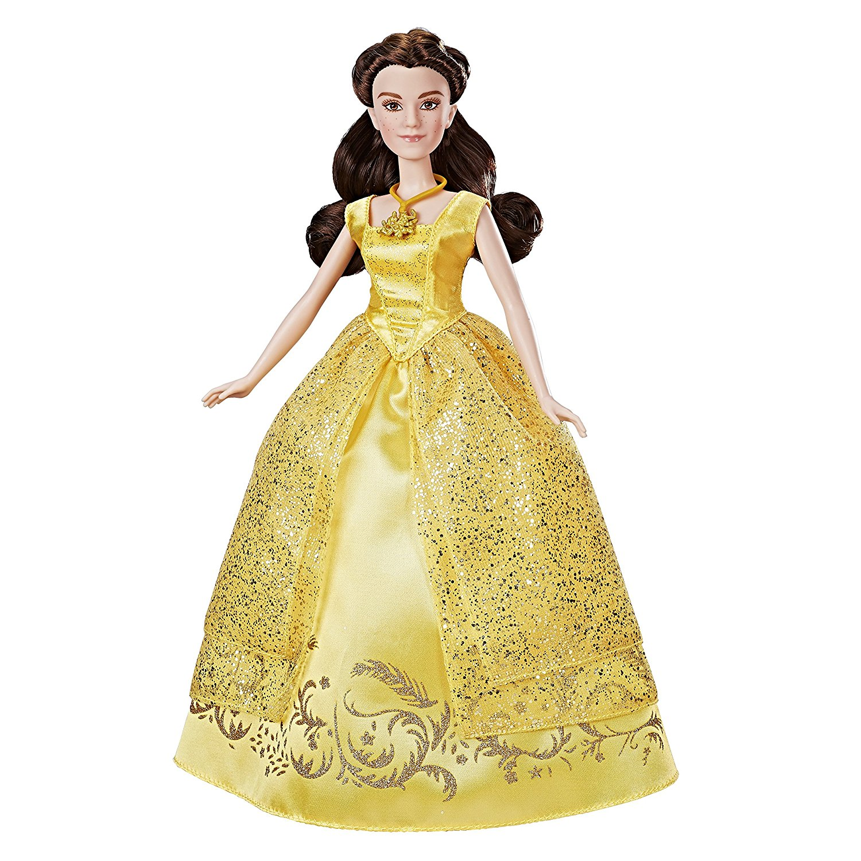 Куклы и пупсы Hasbro Поющая Бэлль