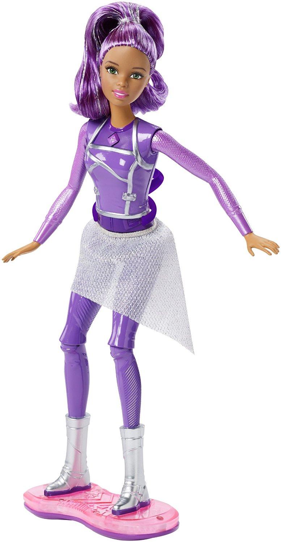 Кукла Mattel Starlight Adventure с ховербордом barbie кукла starlight adventure барби с ховербордом dlt23