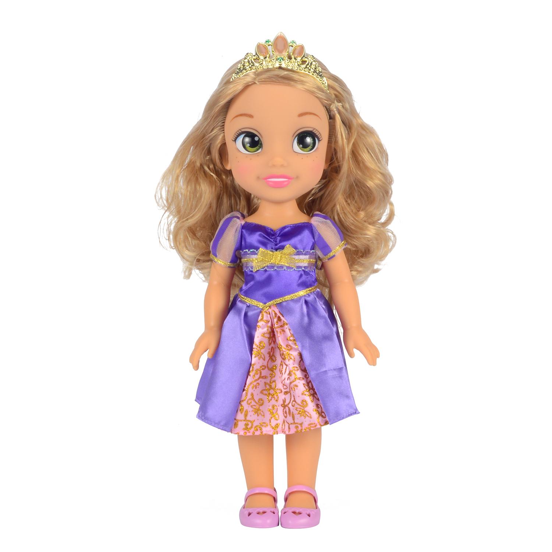 Купить Disney Princess, Принцесса: Прическа для Рапунцель с аксессуарами, Китай, сиреневый, Женский