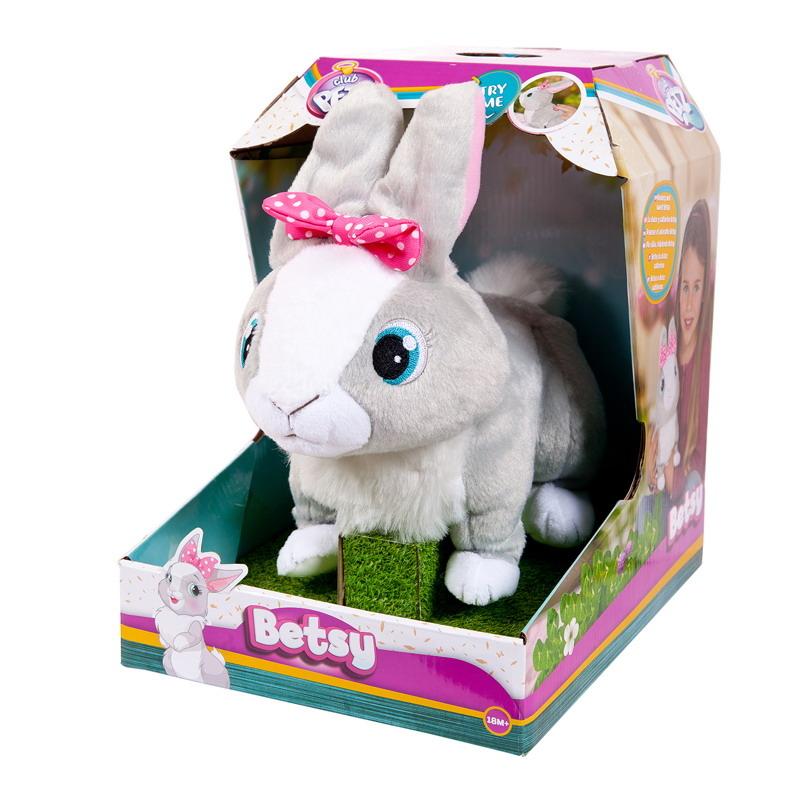 Интерактивные животные IMC Кролик Betsy комплектующие к инструментам imc tools