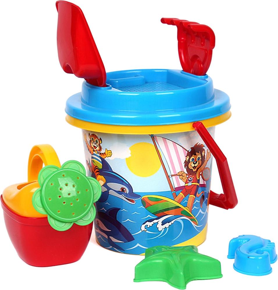 игры для малышей Набор для игры с песком Technok для детей