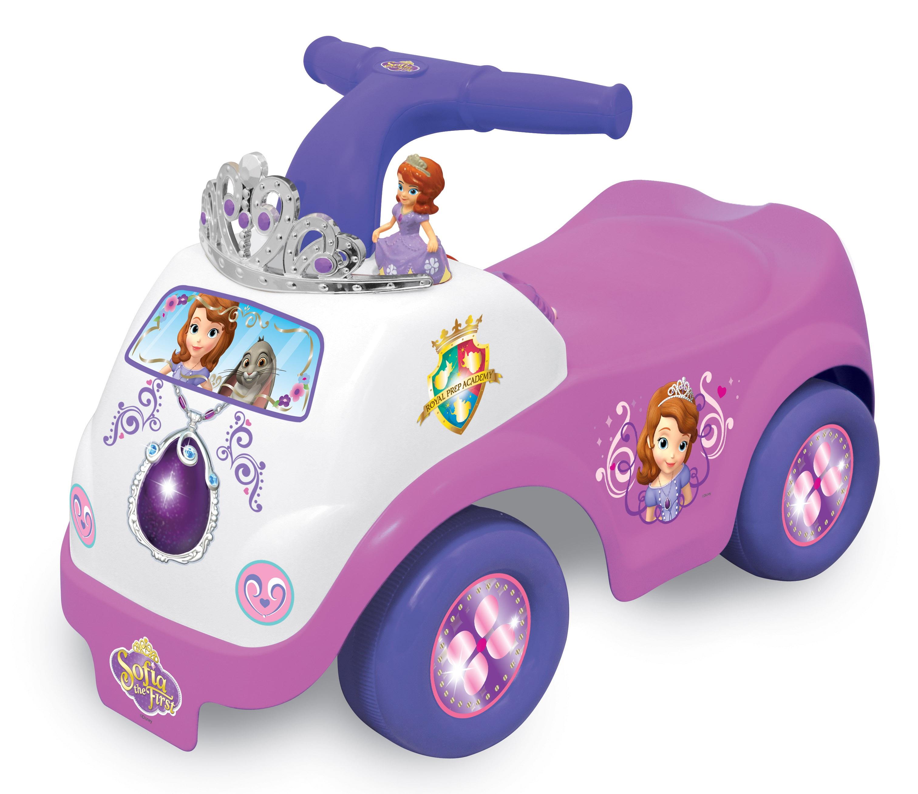 Машинки-каталки и ходунки KIDDIELAND Принцесса София