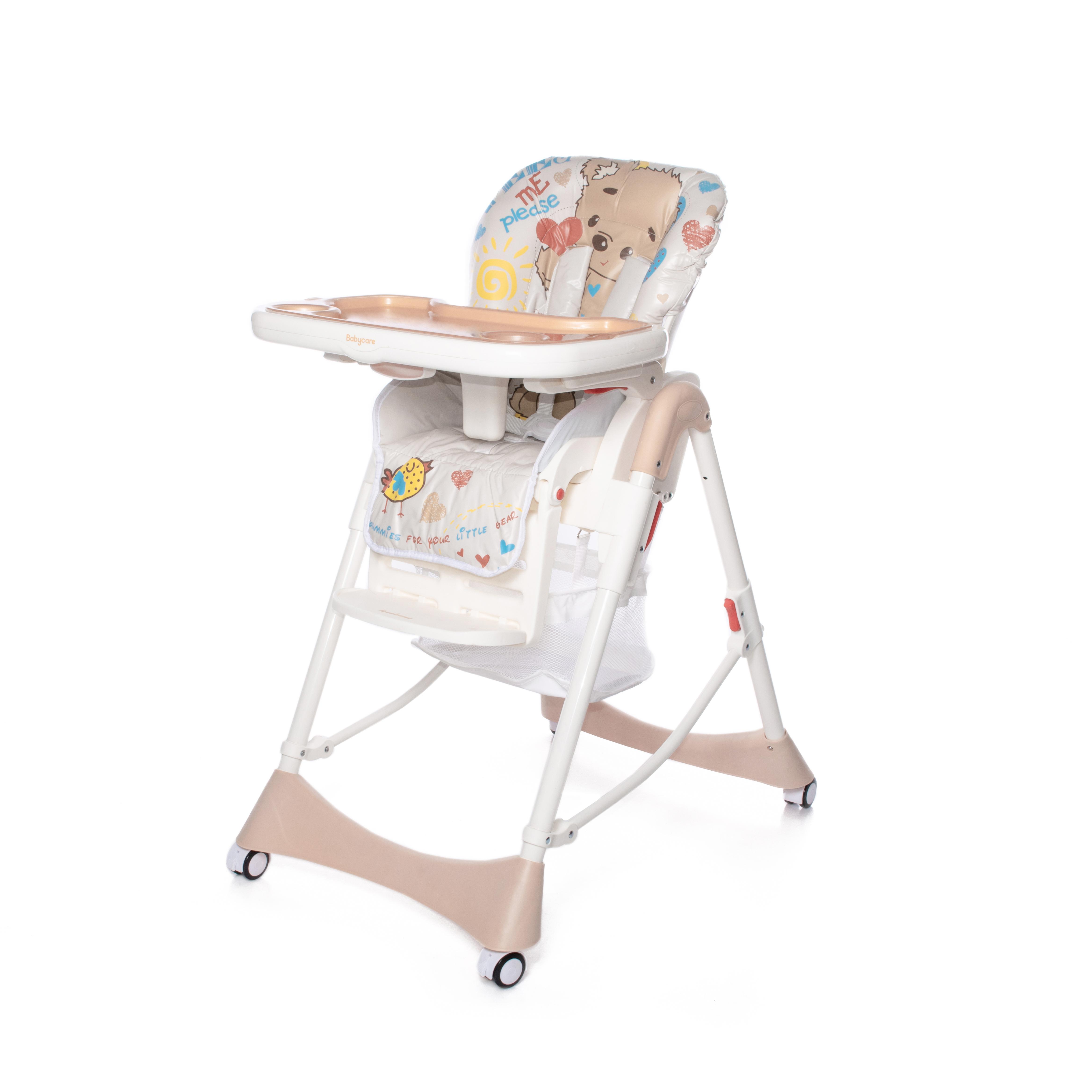 Стульчики для кормления малышей Baby Care Love Bear цена