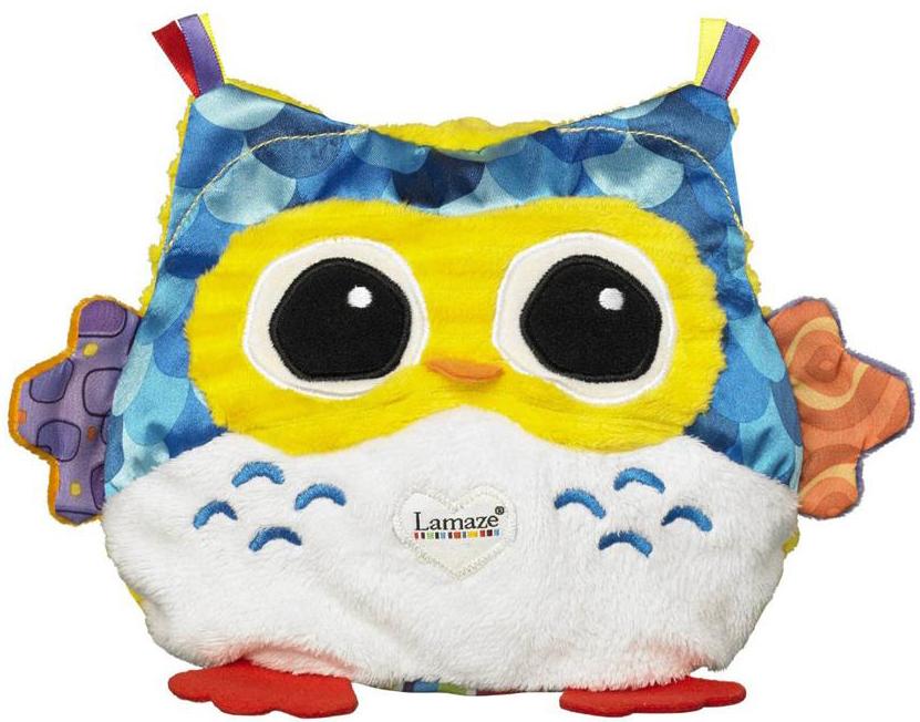 Ночник LAMAZE Сова lamaze игрушка котенок митти lamaze