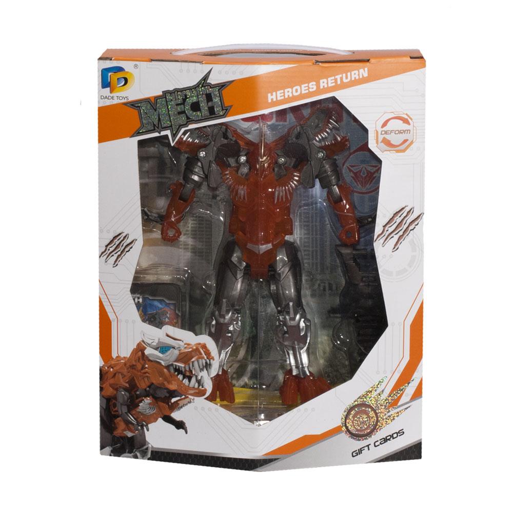 Робот-трансформер Maya Toys Тиранозавр D622-E265