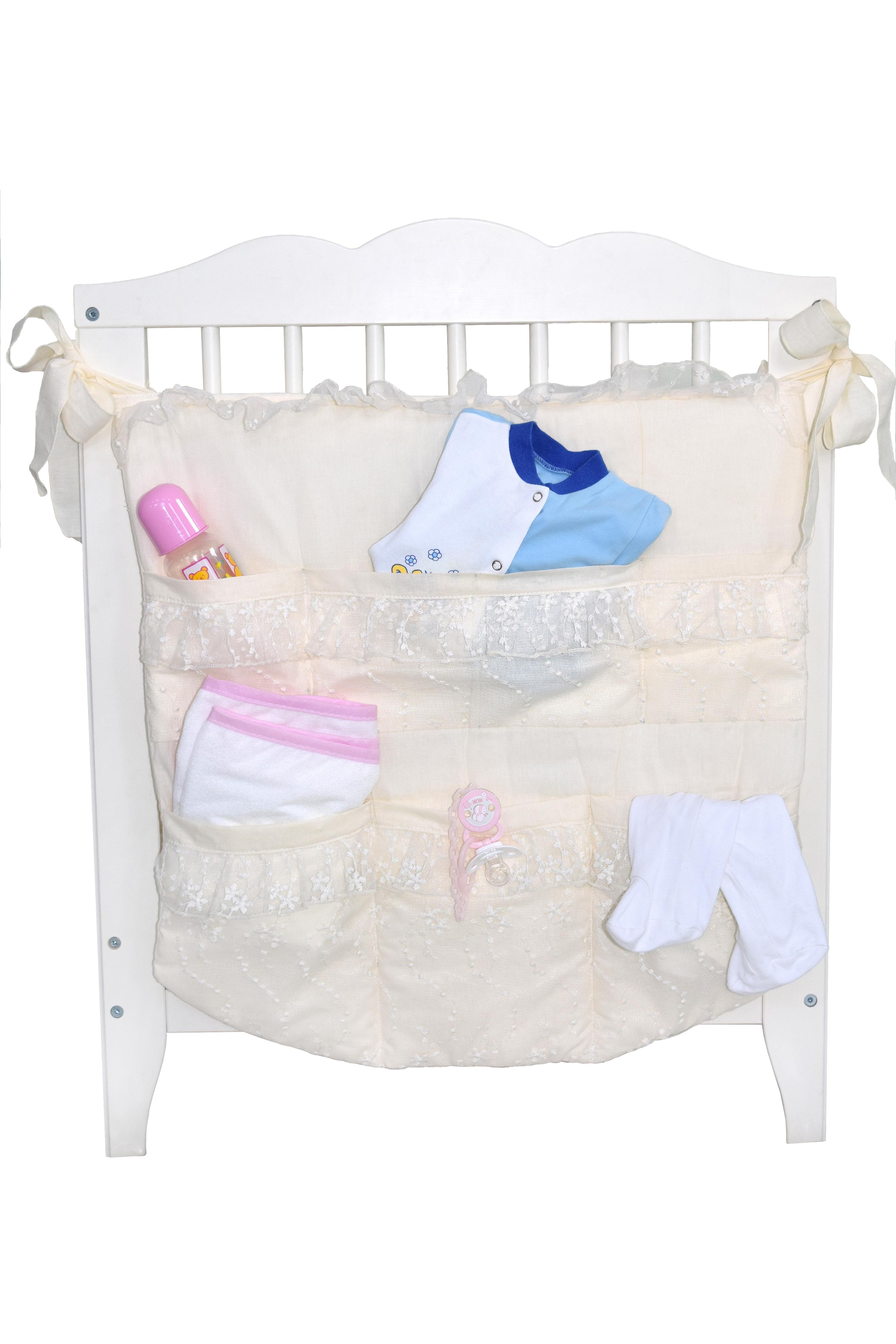 Карман на кроватку L'Abeille Стефания карман на кроватку bombus светик желтый