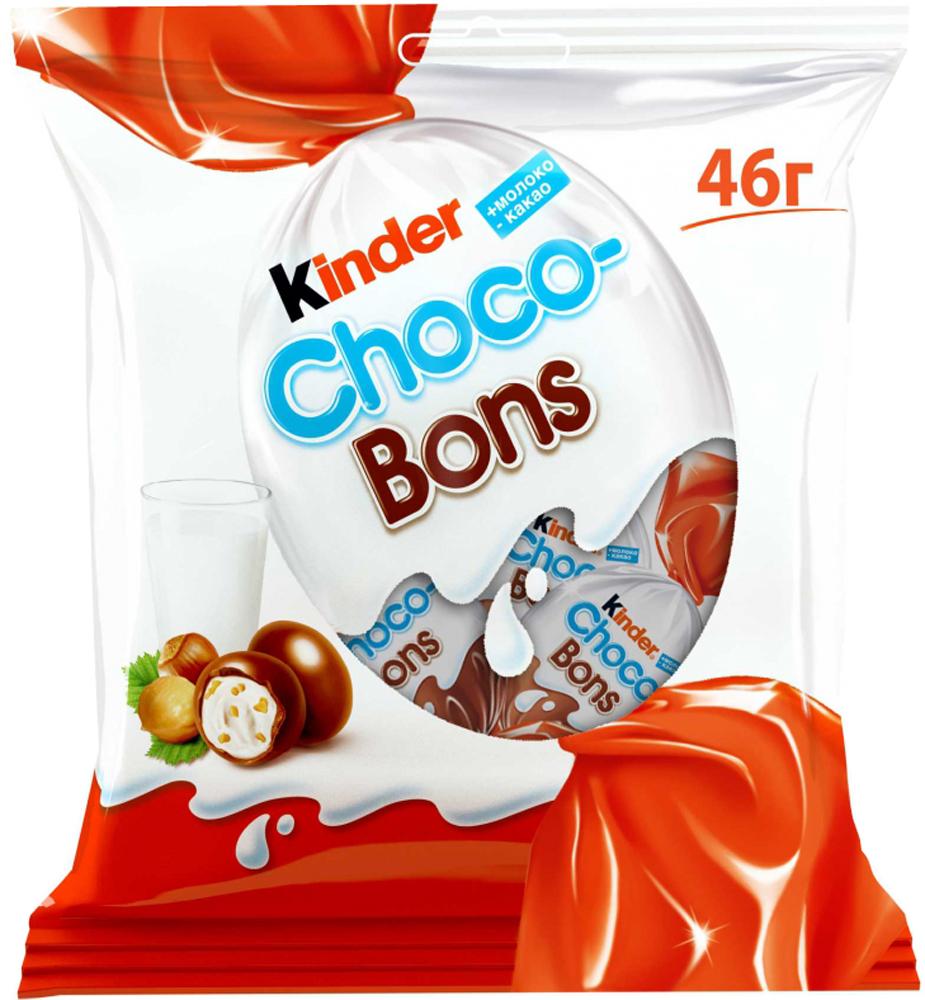 Конфеты Kinder Kinder Choco-Bons 46 г