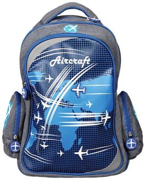 Рюкзаки и мешки для сменки Silwerhof школьный AirCraft школьные рюкзаки thorka школьный рюкзак mc neill любимый