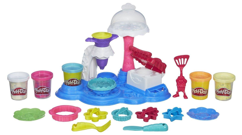 Play-Doh Play-Doh Сладкая вечеринка большой набор сладостей с вашим текстом сладкая коробка