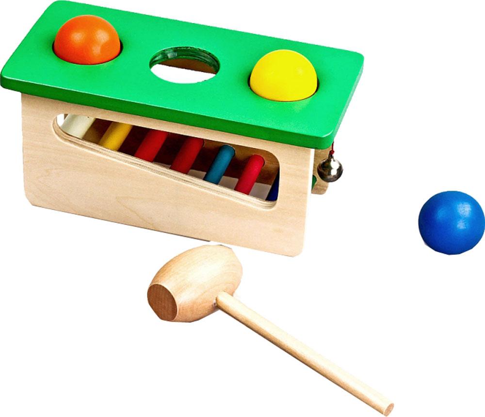 Игрушки для развития моторики Наша игрушка Забей шарик игровой набор mapacha забей шарик