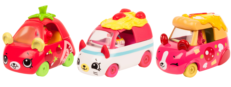 Shopkins Cutie Car Набор машинок Cutie Car «Shopkins S3» с мини-фигурками в асс. бокс qanba q4 s3 saw все три и белые аркадные игры рокер