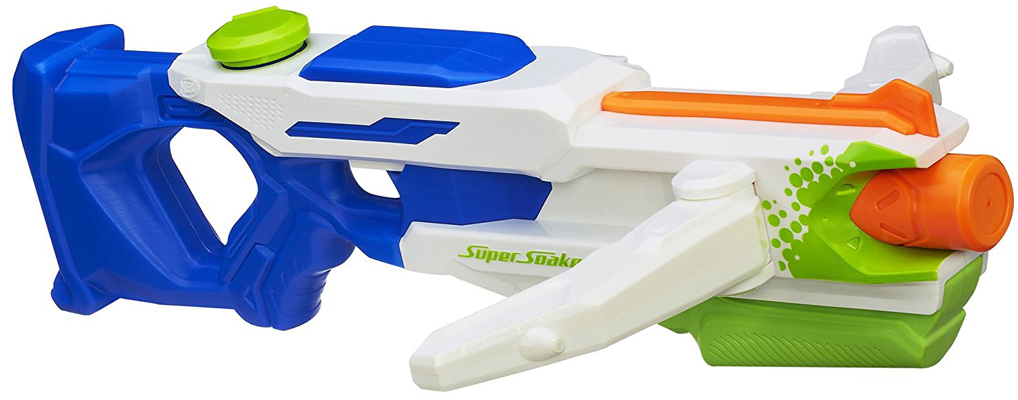Водный бластер Hasbro Super Soaker Арбалет арбалет tdr 2010ah