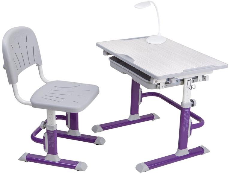 Столы и стулья Cubby Комплект Cubby Парта и стул-трансформеры Lupin VG