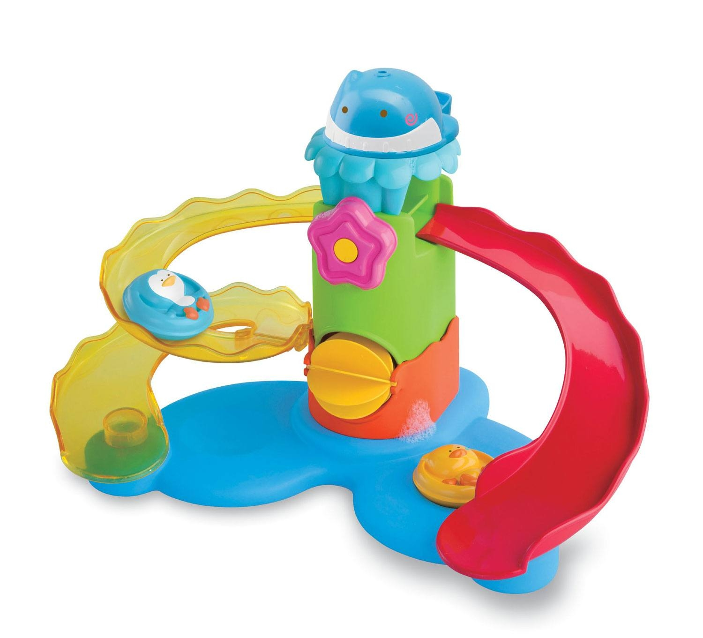 Купить Игрушки для ванны, Аквапарк, B KIDS, Китай, Мультиколор