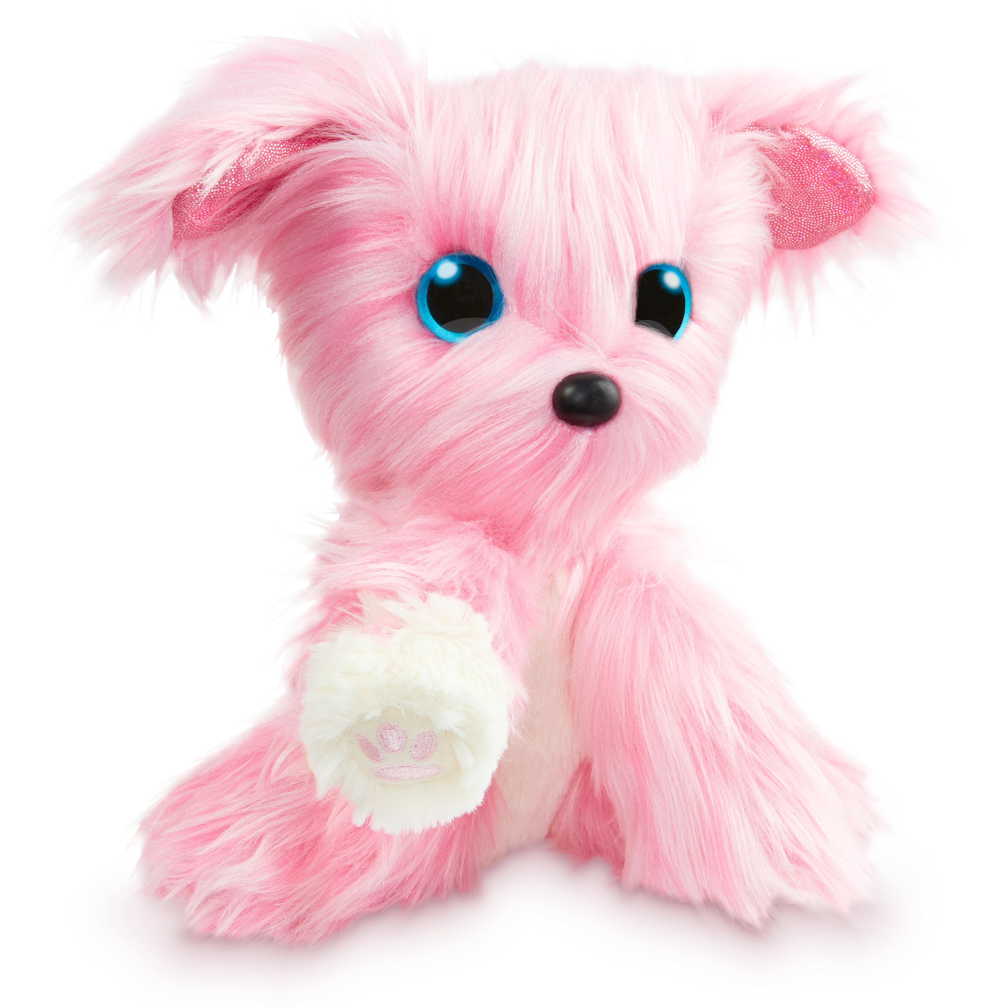 Купить Пушистик-потеряшка, Розовый в ассортименте, 1шт., Worlds Apart 635SLP01, Китай, pink, Женский