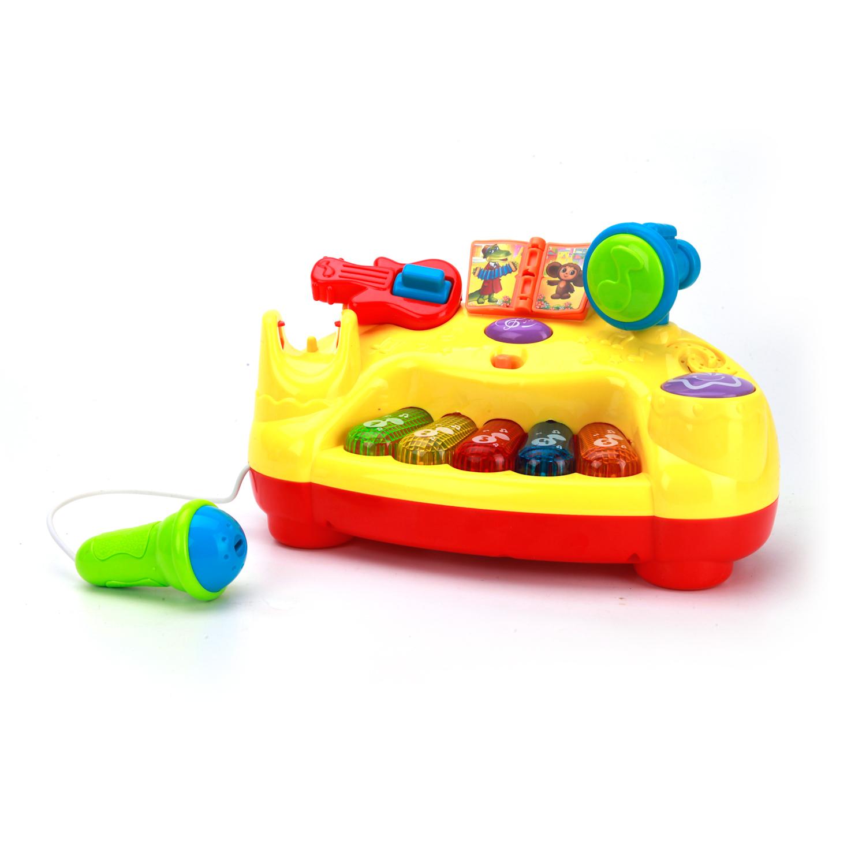 Развивающие игрушки Умка Интерактивное пианино Умка цена