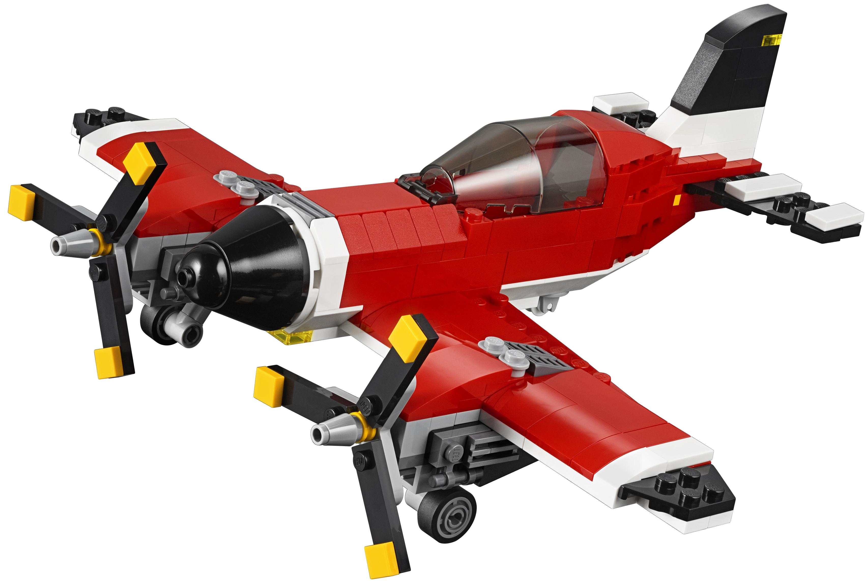LEGO LEGO Creator 31047 Путешествие по воздуху конструктор lego creator путешествие по воздуху 31047