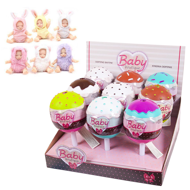 Пупс ABtoys Baby boutique. 2 серия