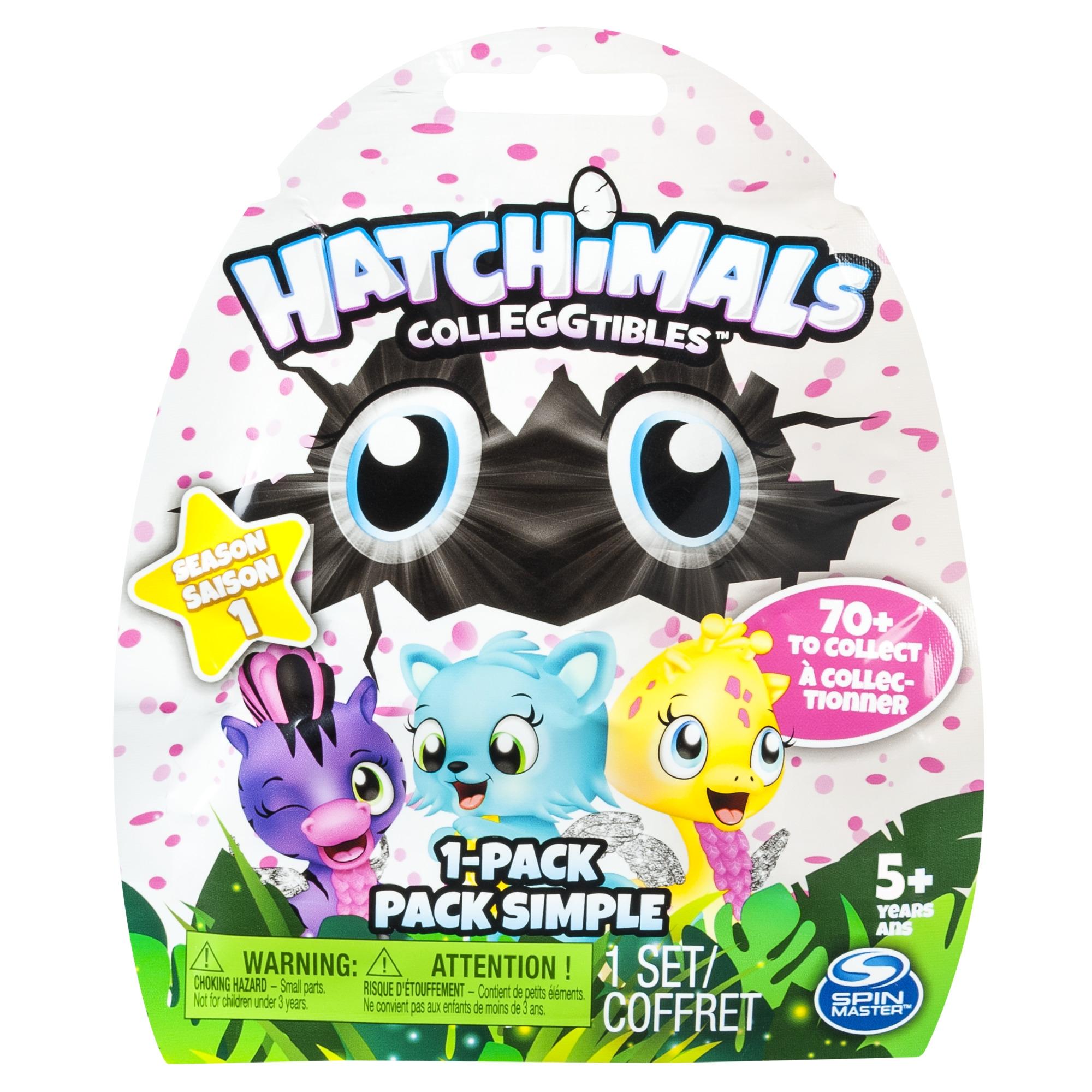 Фигурки животных Hatchimals Фигурка Hatchimals коллекционная 1 шт, в ассортименте фигурка для ребенка коллекционная simba зомби 2 шт в пакетике в ассортименте