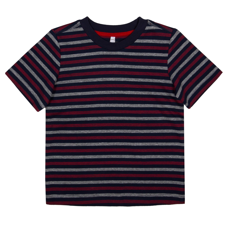 Фото - Футболка с коротким рукавом Barkito Корабль 1 футболки barkito футболка с коротким рукавом для мальчика barkito механика 1 синяя с рисунком в полоску