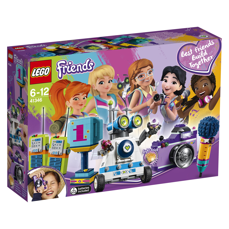 LEGO LEGO Конструктор LEGO Friends 41346 Шкатулка дружбы lego 31035