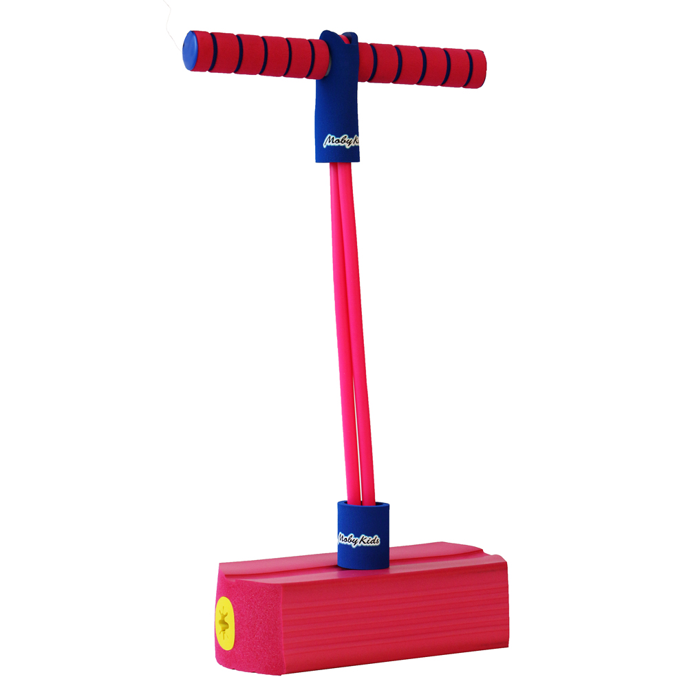 Тренажер для прыжков Наша игрушка Moby-Jumper розовый jumper rivaldi jumper