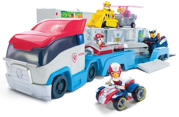 Игровой набор Paw Patrol Автовоз Paw Patrol
