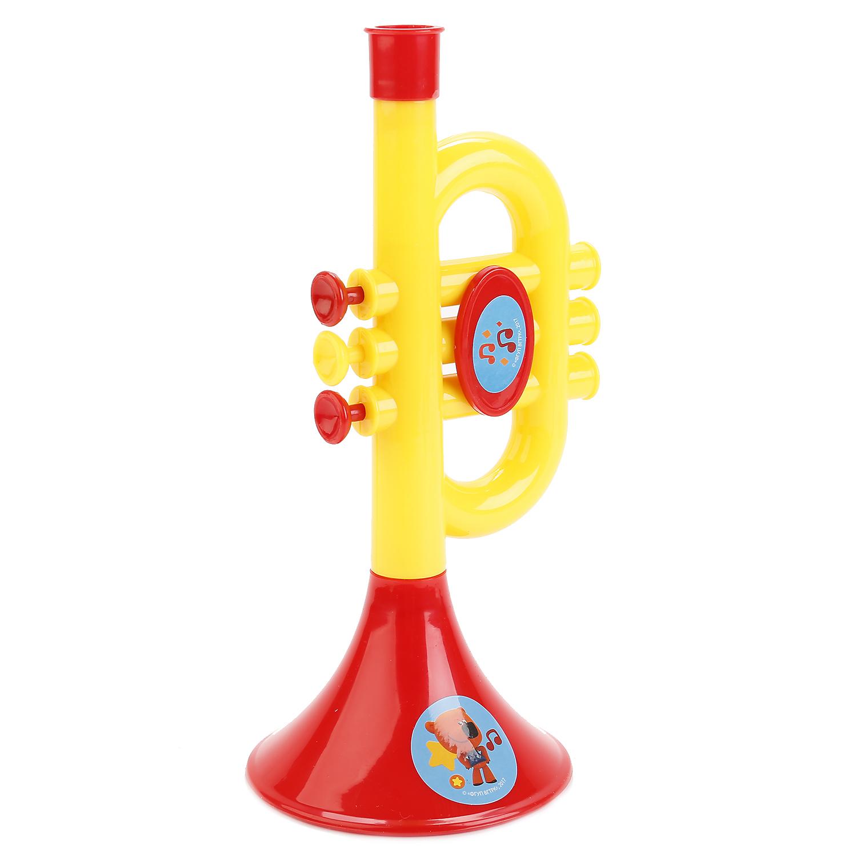 Музыкальная труба Играем вместе Мимимишки клавишный духовой музыкальный инструмент 9 букв