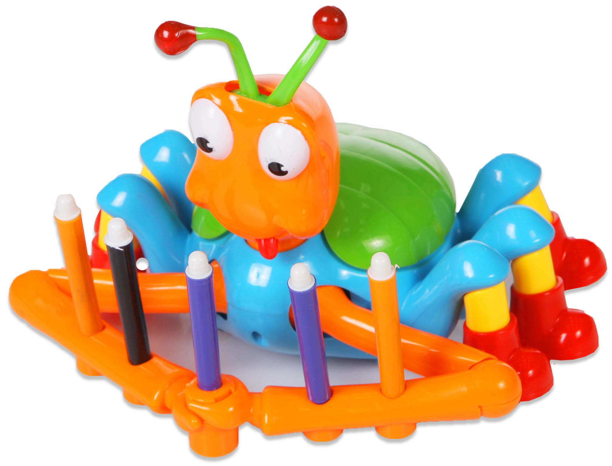 Интерактивная игрушка Bairun Муравей-художник хрибар с научись у муравья уроки из мира природы isbn 9785868479786